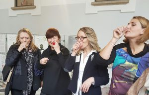 Donne dell'Olio a Olio Officina Festival ed. 2017