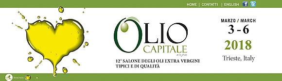 Olio Capitale 2018 - Logo