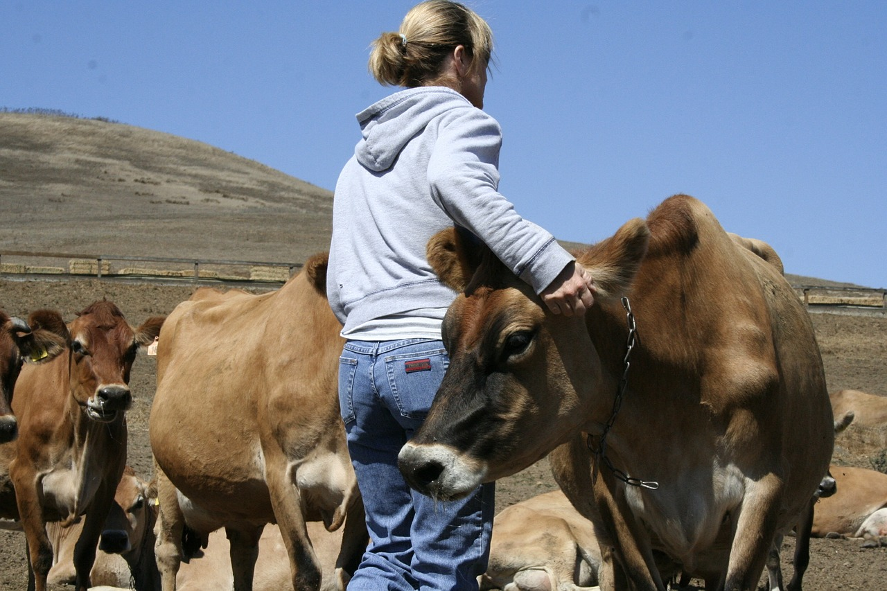 Donne e agricoltura